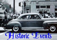 Historic Events