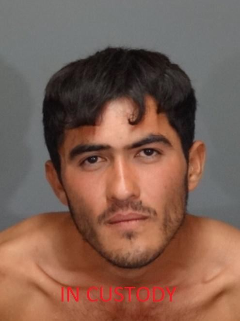 Sex Registration Violation Suspect